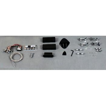 SBN-40 κιτ ηλεκτρονικών για μπάσο Neck Thru.