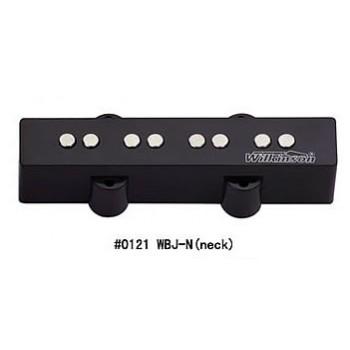 Μαγνήτης Wilkinson WBJ-N (neck)  AlNiCo V polepiece J-Bass για 4χορδο μπάσο.