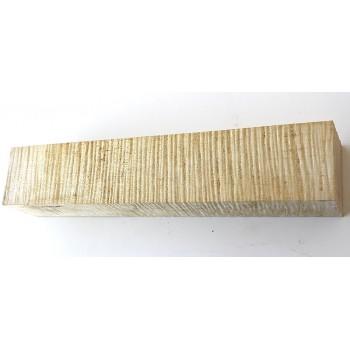 Λαιμός βιολιού από σφενδάμι Flame Extra.