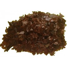 Γομαλάκα (shellac) σκούρη 100gr.