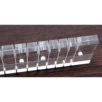 Οδηγός ταστιέρας κλίμακας 67 για 6χορδο μπουζούκι από ακρυλικό 8mm