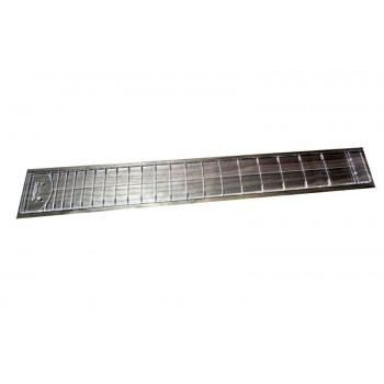 Οδηγός ταστιέρας κλίμακας 65.2 για Κλασική Κιθάρα από ακρυλικό 6mm.