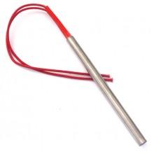 Θερμαινόμενη αντίσταση 100w για σίδερο λυγίσματος βιολιού.