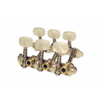 Κλειδιά Gebr Van Gent 43.11 H/P (3+3).