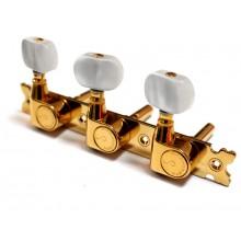 Κλειδιά ακουστικής κιθάρας SCHALLER MK 3L + 3R 10350552