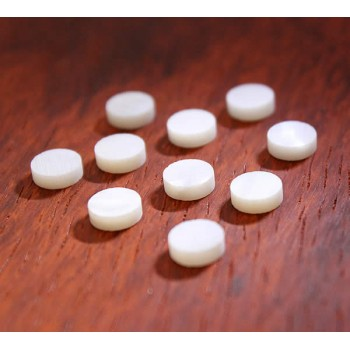 Hosco Mother Of Pearl dots 5mm για ταστιέρα.