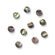 'Οστρακα Hosco Abalone dots 4mm για ταστιέρα.