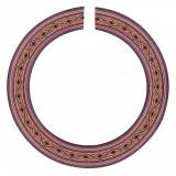 Ροζέτα ξύλινη για κλασική και ακουστική κιθάρα.