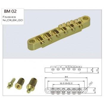 Γέφυρα BM 02 Chrome.