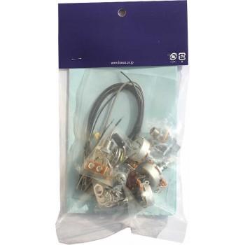 Kit ηλεκτρονικών Hosco HK-CKLP-B για Les Paul.