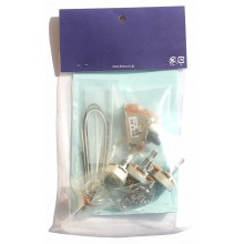 Kit ηλεκτρονικών Hosco HK-CKST για Stratocaster.