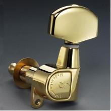 Κλειδιά ηλεκτρικής κιθάρας SCHALLER M6 Χρυσά 6L 10010520