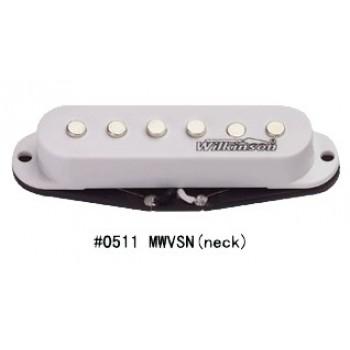 Μαγνήτης κεραμικός Wilkinson MWVSN (Neck) single coil για Stratocaster.