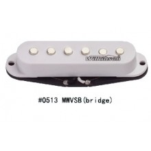 Μαγνήτης κεραμικός Wilkinson MWVSB (Bridge) single coil για Stratocaster.