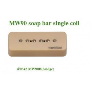 Μαγνήτης κεραμικός Wilkinson MW90 B (Bridge) single coil Soap Bar.