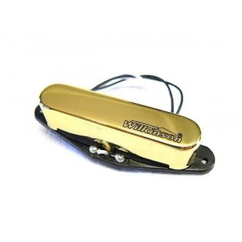 Μαγνήτης κεραμικός Wilkinson MWTN vintage voice (Neck) Gold tele style.