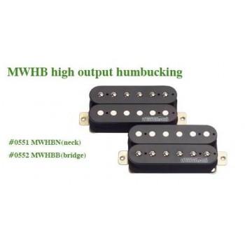 Μαγνήτης κεραμικός Humbucker Wilkinson MWHB B (Bridge) High Output.