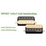 Μαγνήτης κεραμικός Humbucker Wilkinson MWHZ N (Neck) High Output Zebra style.