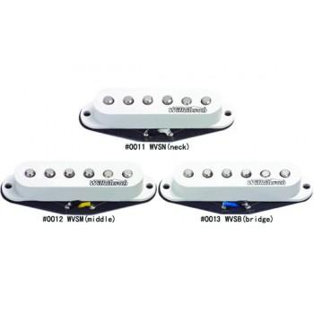 Μαγνήτης AlNiCo Wilkinson WVSN (Neck) single coil για Stratocaster.