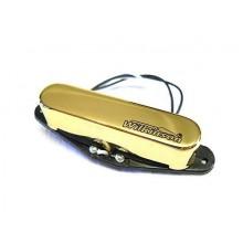 Μαγνήτης AlNiCo Wilkinson WVTN (Neck) Vintage tele style Gold.