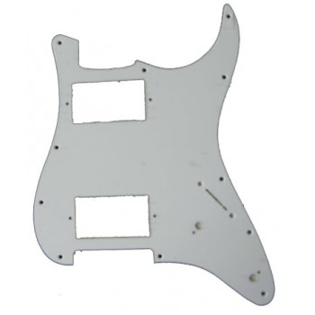 Stratocaster Pickguard 3ply PG-ST 40W.