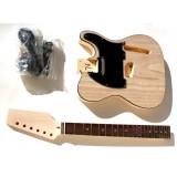 Kit σκάφους ηλεκτρικής κιθάρας telecaster STL 100 BNA.