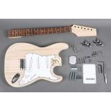 Kit σκάφους ηλεκτρικής κιθάρας Stratocaster SST 01.