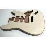 Σκάφος ηλεκτρικής κιθάρας Stratocaster SST 10BOM-FN.