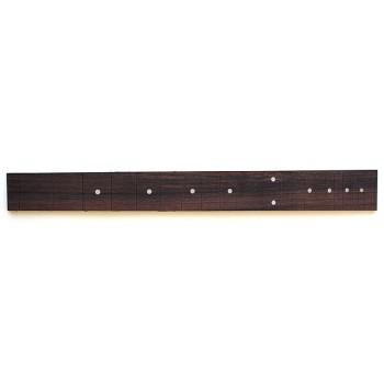 Ταστιέρα Stratocaster Rosewood χαραγμένη με Dots κλίμακα 648mm.