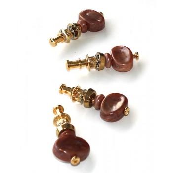 Κλειδιά λύρας JU-99 Gold 2+2.