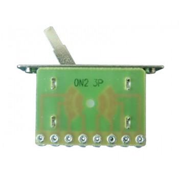 Διακόπτης Switch Metallor Alpha 3F01 3 Way.