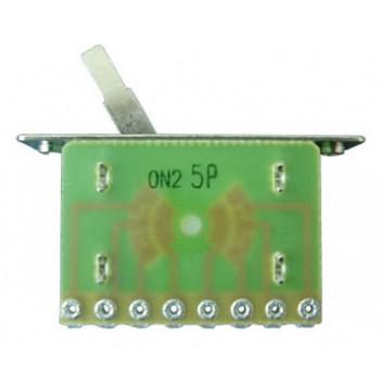 Διακόπτης Switch Metallor Alpha 5F01 5 Way.