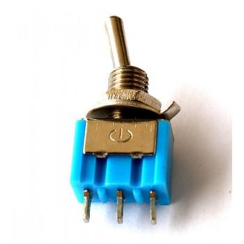 Διακόπτης Mini Switch On-On GWS-01.