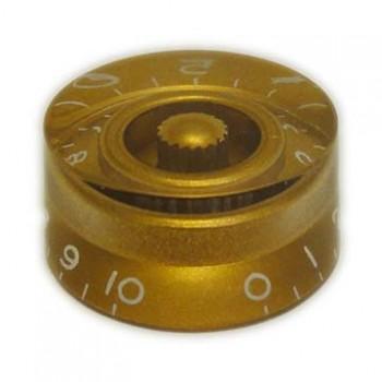 Speed Knob Hosco KG-110 gold.