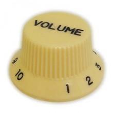 Volume Knob Hosco KI-240V Fender style ST.