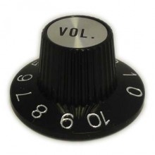 Volume Knob Hosco KS-260V Fender style ST.