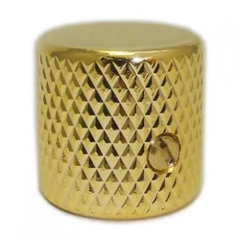 Μεταλλικό Knob Hosco HK-MKFG gold.