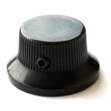 Μεταλλικό Knob NS-007 Black.