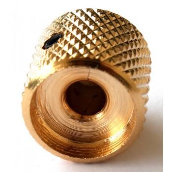 Μεταλλικό Knob NS-005 Gold.