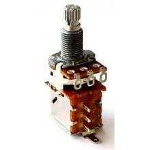 Ποτενσιόμετρο GWS-02 push pull pot 500K B type.