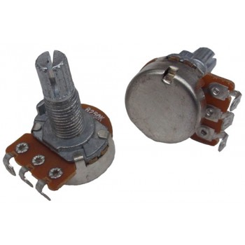 Mini Ποτενσιόμετρο CF B250K Volume Κοντός Άξονας.