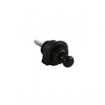 Set of 2 Black Strap Button SP-50.