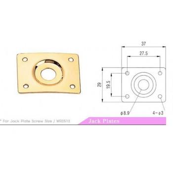Jack Plate HJ-005 Gold.