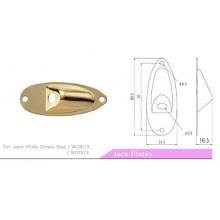 Jack Plate HJ-101 Gold.