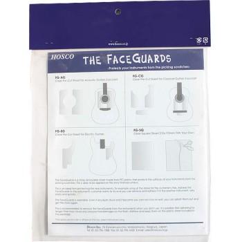 Faceguard Hosco H-FG-AG για ακουστική κιθάρα.