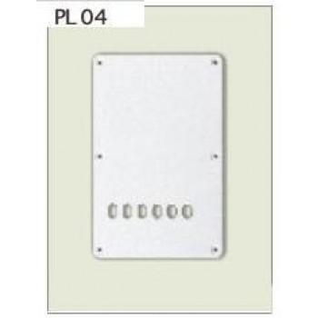 Spring Cover PL-04 White.