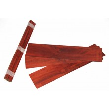 Σετ ξυλείας Padauk για σκάφος Τζουρά.